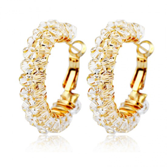 Accessories earrings crystal quality New , Earrings Are Stylish With Elegant Design