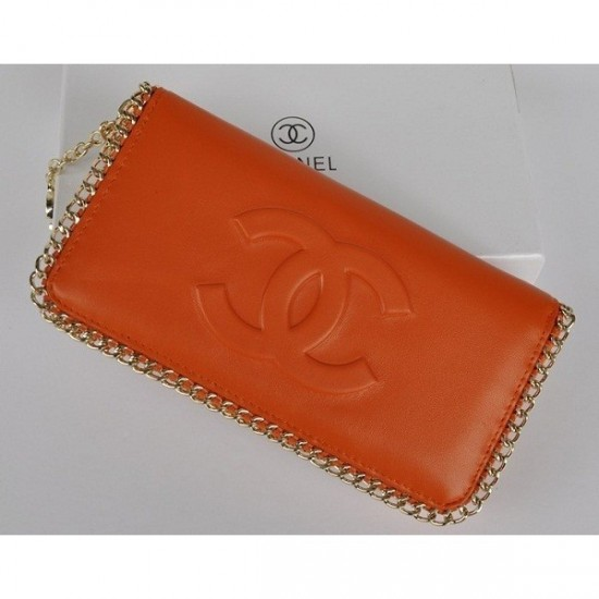 orange wallet chanel-Best of 2012 Women Wallet with a Modern Design and Good Quality By Chanel