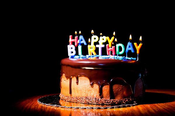 عکس کیک تولد حدیث