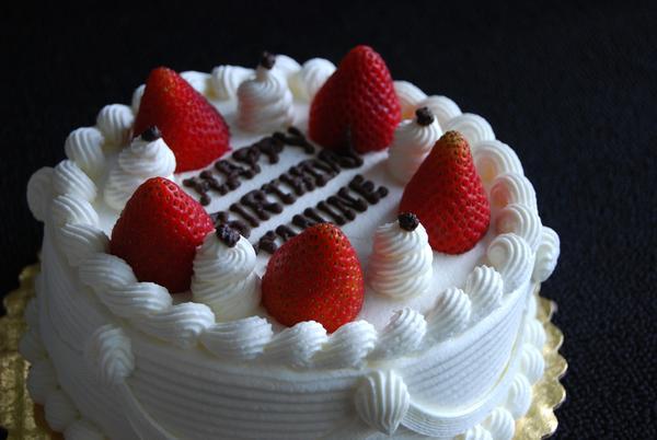عکس تبریک تولد با کیک