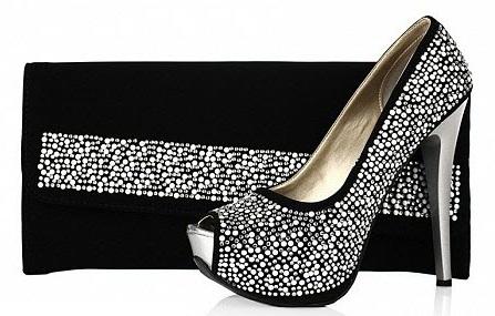 مدل کیف و کفش مجلسی جدیدمدل ست کیف و کفش