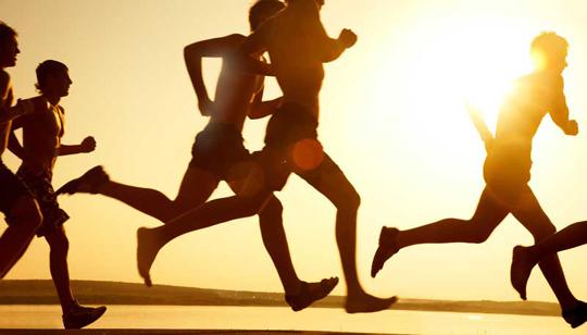 ساییده شدن پوست هنگام تمرینات شدید ورزشی