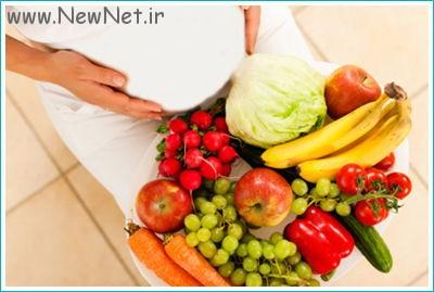 تاثیر تغذیه در حاملگی