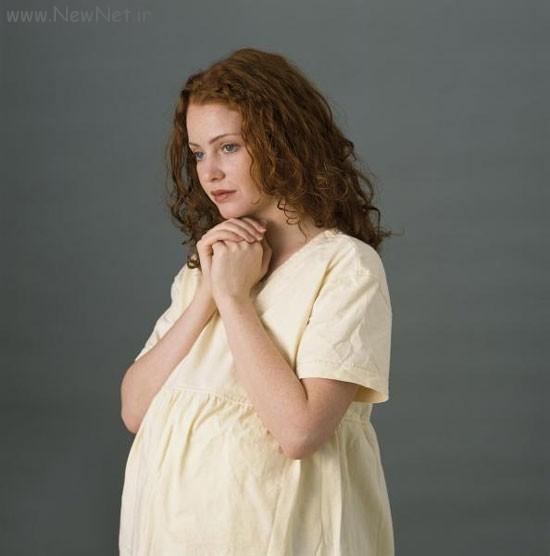 تلخی دهان در دوران بارداری